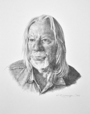 David Philips Drawings Graphite on paper