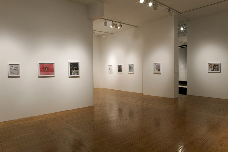 Green Screen Installation View, 2011