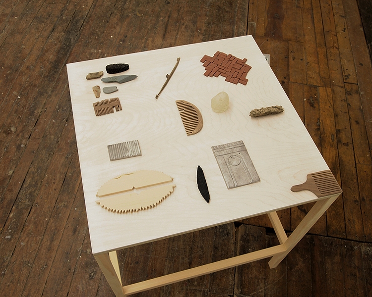 The Pleasure's Mine Square Table