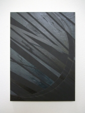Edmund Chia 2011-b Acrylic and graphite on panel