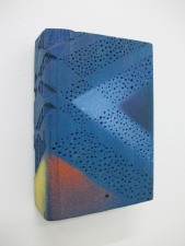 Edmund Chia 2012 Acrylic and wood