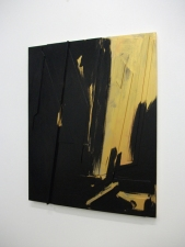 Edmund Chia 2012 Acrylic, enamel, wood on panel