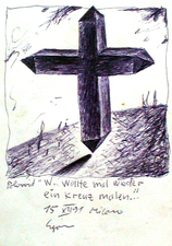EGON ZIPPEL Cross