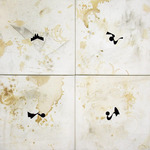 EGON ZIPPEL MMMNCA Paintings Acrylic on distressed canvas