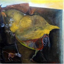 Eileen Bowie Image Gallery 2 - Medium Sized Paintings Mixed Media