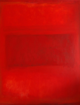 elaine souda Large Work Acrylic on Canvas