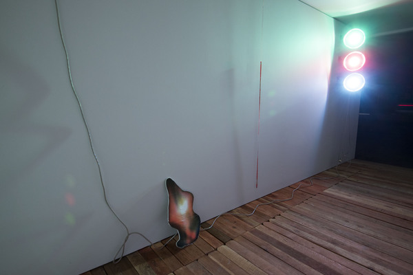 FORM OF THINGS Installation view: Walk Quietly, Keep Looking