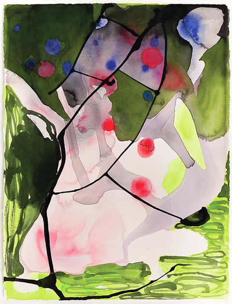 Elisabeth Condon WATERCOLOR 2005-2017 Watercolor