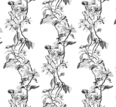 Flowers to Patterns (Sketchbook) Pattern I