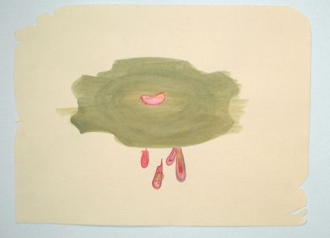 Elisa Lendvay Studio Selected Works on Paper watercolor, acrylic, paper
