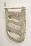 Selected Works 2011-2012 bamboo, cardboard, papier mache, acrylic paint