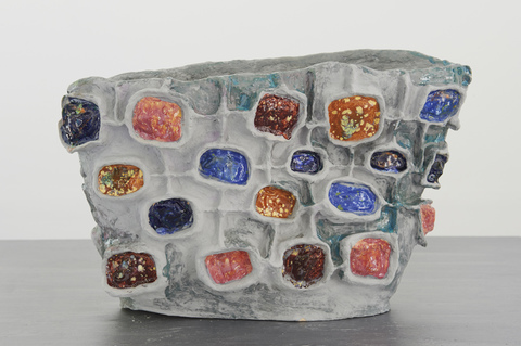 Elisa Soliven Work Glazed Ceramic