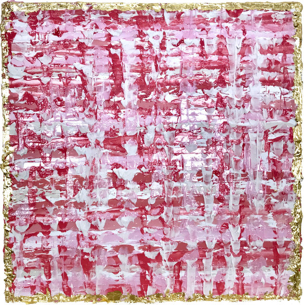AVAILABLE WORKS Pink Confetti I