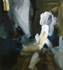 Elise Ansel Paintings oil on linen