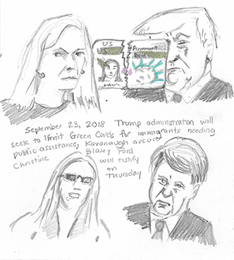 First Radio HeadlineS Heard of the Day Drawing Project 2018 First Radio Headline Heard of the Day Drawing Project 9/23/18