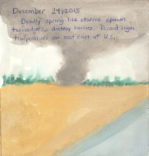 First Radio Headline Heard of the Day Drawing Project First Radio Headline Heard of the Day Drawing Project 12/24/15