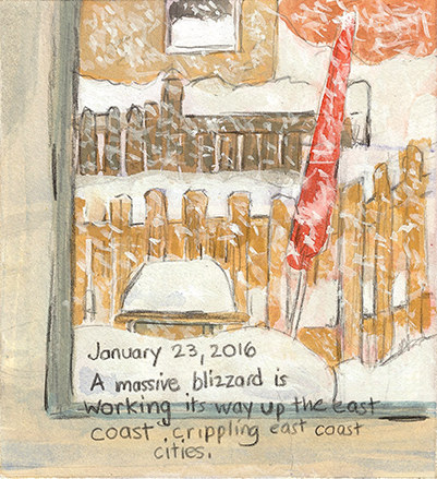 First Radio Headline Heard of the Day Drawing Project First Radio Headline Heard of the Day Drawing Project 1/23/16