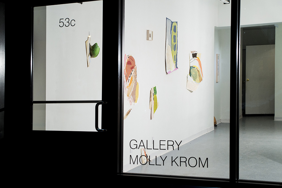 Installation Gallery Molly Krom (Exterior)