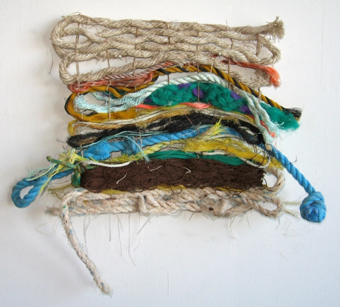 Washed Up woven 1