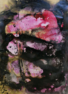 Elizabeth Criger EPHEMERA AND OTHER NATURAL CAUSES Mixed Media on Paper