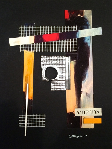 Collages ARON KODESH