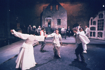 Elizabeth Mead Theater and Dance Collaborations