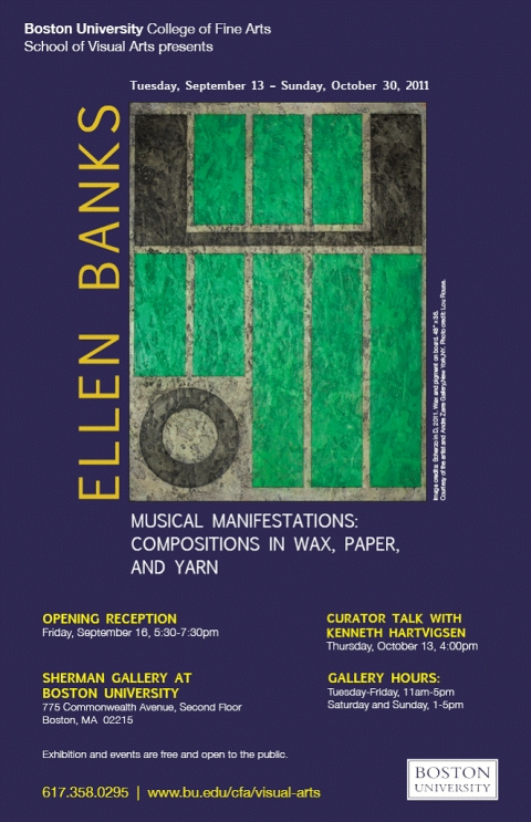 ellen banks recent exhibition