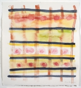 Ellen Kahn Abstract Works on Paper watercolor on paper