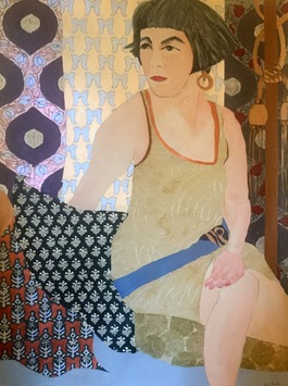 "Ellen S. Gordon Works in Private Collections 30"" by 40"""