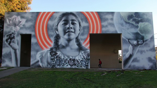 EL MAC Murals/Outdoors aerosol