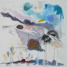 Elyssa Wortzman Paintings Acrylic and graphite on canvas