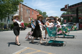 Erin McNally Beacon Hat Parade