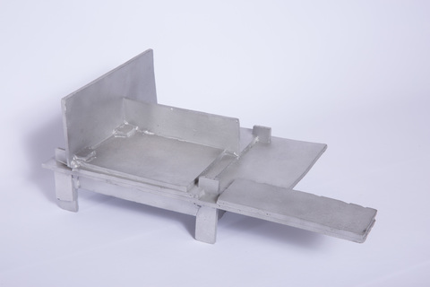 William Eric Brown Recent Work Aluminum
