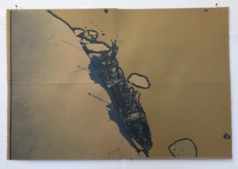 William Eric Brown Photographs & Works on Paper Ink jet on paper