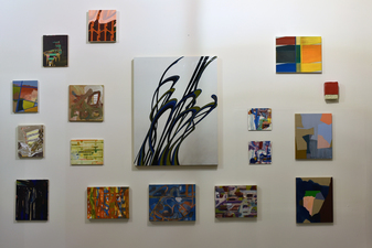 Erick Johnson Installation images