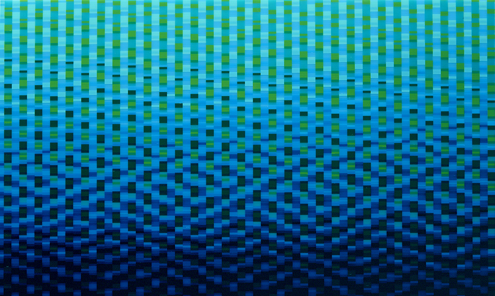 wall works 3 bigbluegreen - detail