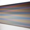 wall works 1 78,950  pieces of colored acrylic plastic glued together, sanded and polished.