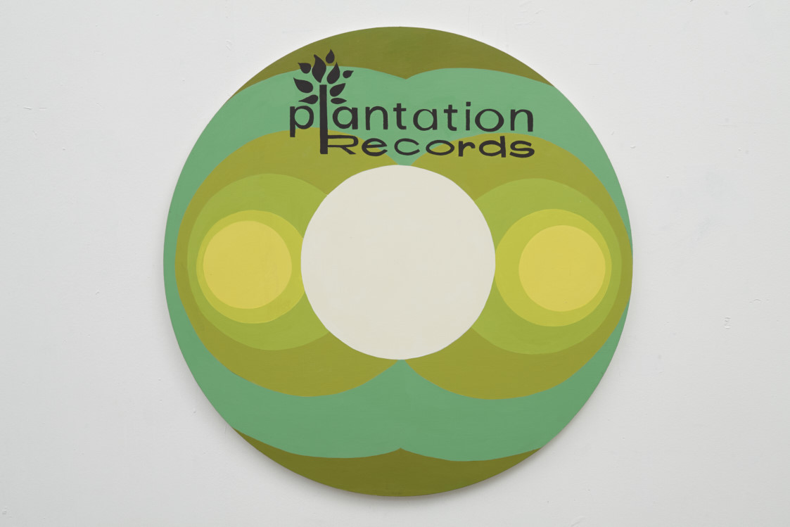 Record Label Paintings