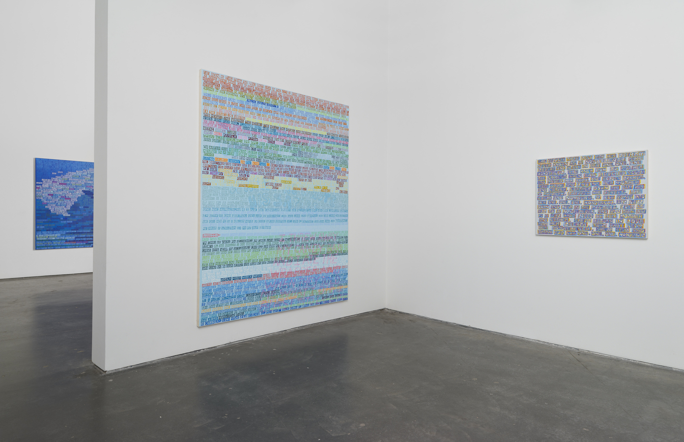 SMiLE (2011) Smile (installation view)