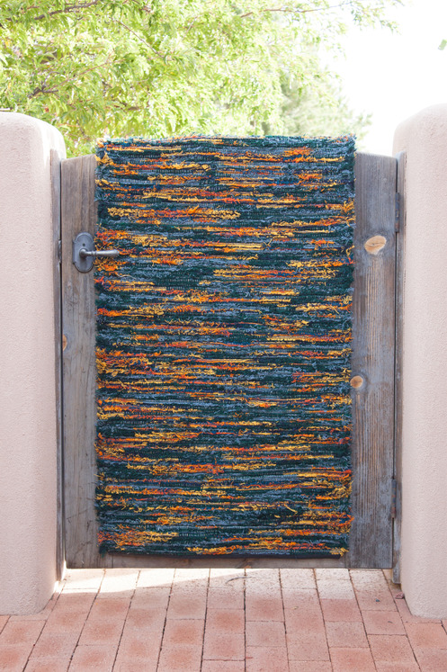 Estambre Studios Selected Rug Images wool with cotton warp