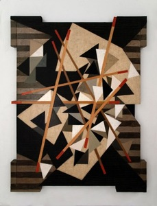 Exhibit 208 Lucy Maki oil on wood and canvas