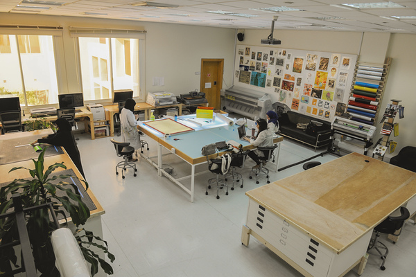 Digital Print Studio & Fab Lab