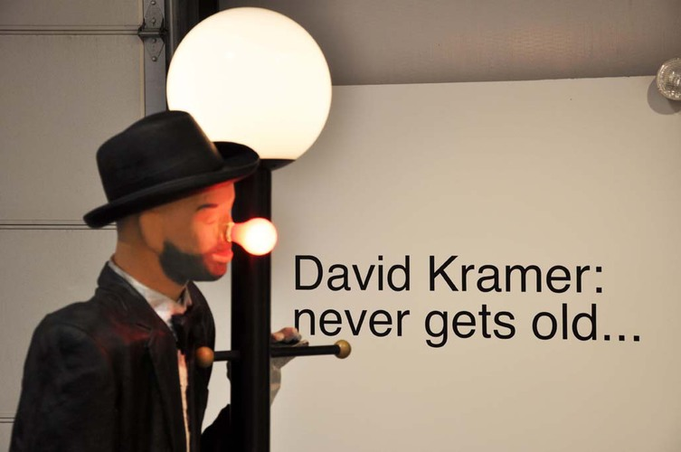 FIENDISH PLOTS David Kramer: NEVER GETS OLD, 10/2 to 11/2, 2015