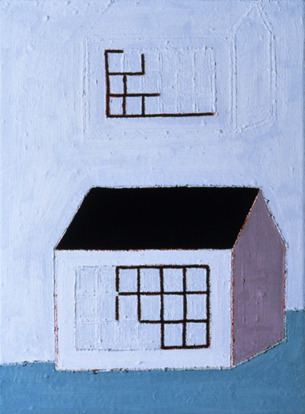 PAINTINGS 1980-1988 Two Houses
