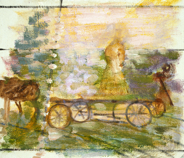 PAINTINGS 2000-2004 Haywagon