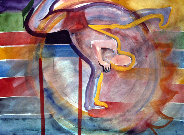 WORKS ON PAPER 1990-1997 Acrobat