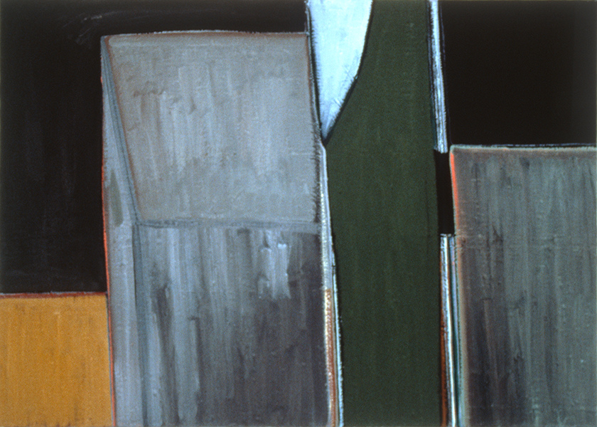 THE ABSTRACT IMAGE 1978-1988 Houses (also called The Block)