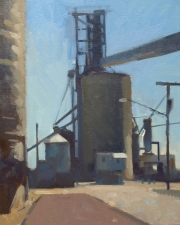 Frank Hobbs Paintings: Ohio oil on canvas