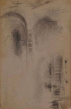 Garvey Rita  Art & Antiques Edwin Walter Dickinson (1891-1978) Graphite on paper