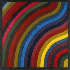 Garvey Rita  Art & Antiques Sol LeWitt (1928-2007) Oil-base woodblock print on Zangetsu Japanese hand-made paper
